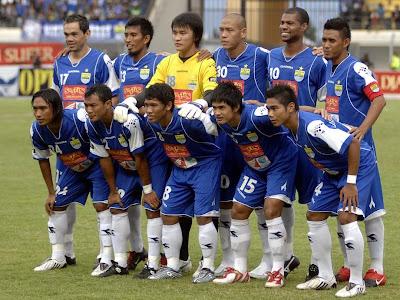 Persib Bandung players videos