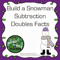 http://www.teacherspayteachers.com/Product/Build-a-Snowman-Subtraction-Facts-Doubles-1-9-1013003
