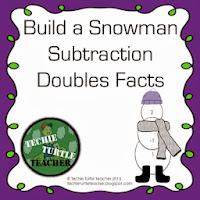 http://www.teacherspayteachers.com/Product/Build-a-Snowman-Subtraction-Facts-Doubles-1-9-1013003
