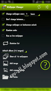 tampilan utama Wallpaper Changer - aplikasi android (rev-all.blogspot.com)