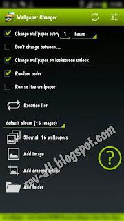 tampilan utama Wallpaper Changer - aplikasi android (rev-all.blogspot.com)