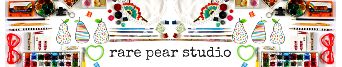 the rare pear studio blog