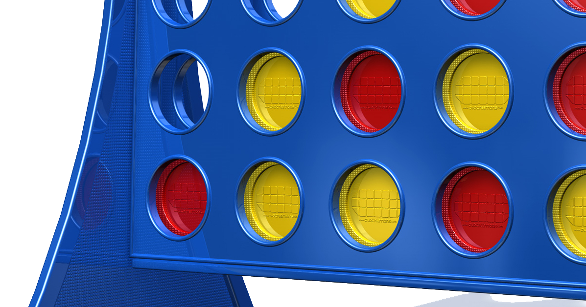 how to win in connect 4 on iphone