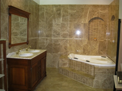 Marble Bathroom Countertops