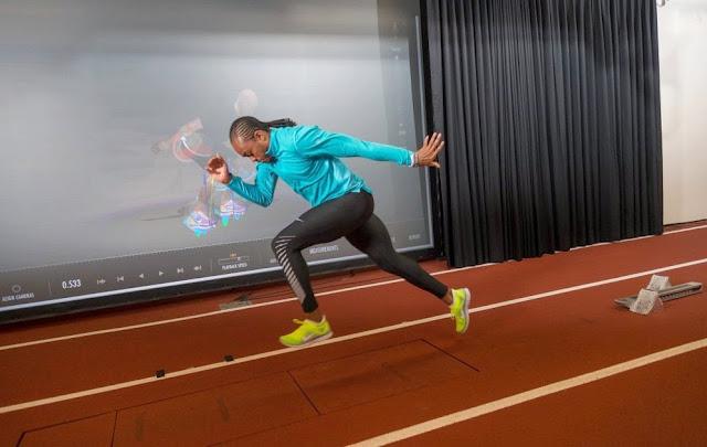 aries merritt, nike running, running, nike, shoes, apparel, nature amplified, Nike Free Flyknit, Nike Free Hyperfeel, Nike Aeroloft & Nike Dri-FIT Knit