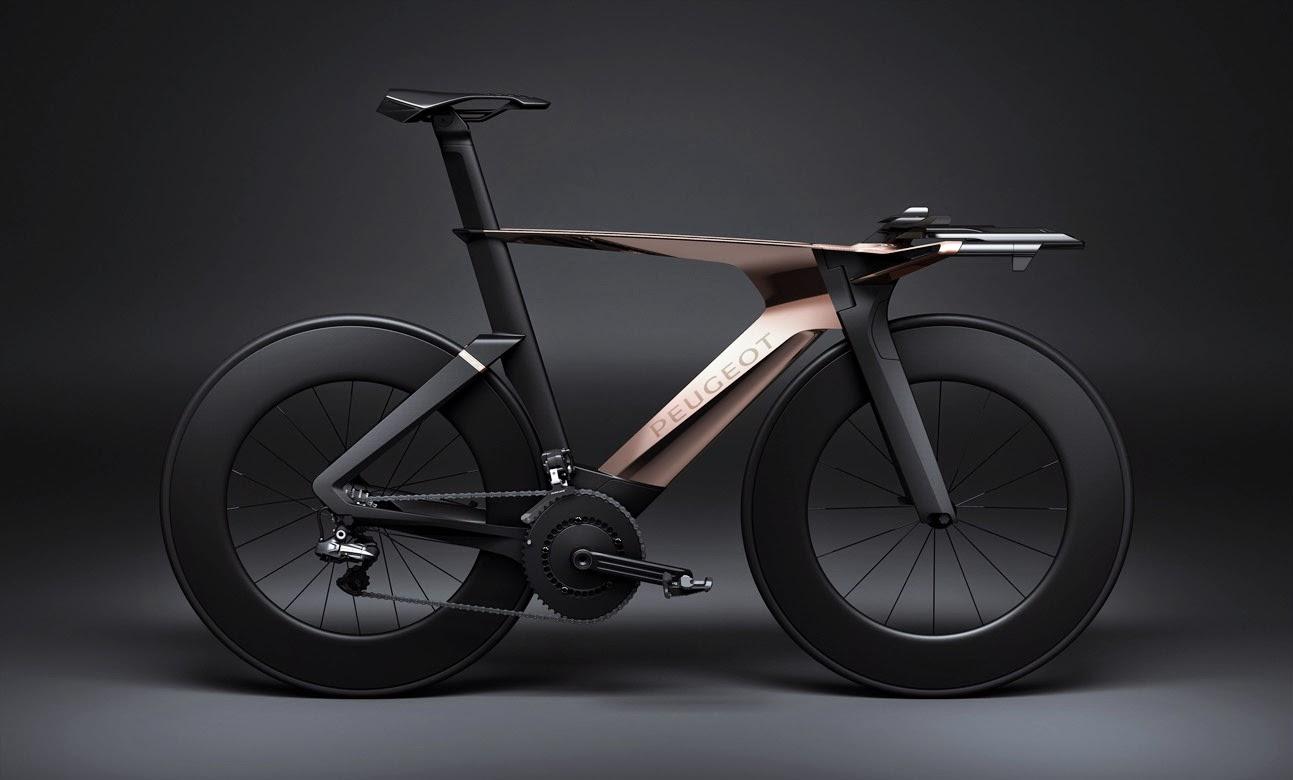 Okokno Peugeot Onyx Concept Bicycle