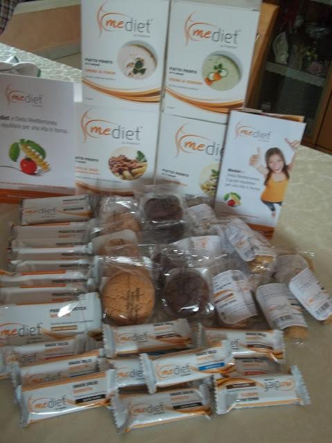 mediet prodotti dietetici per la nostra linea