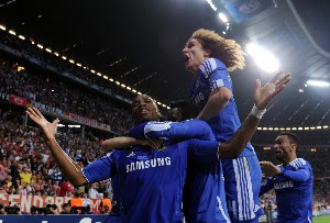 Resultado Bayern Munich Vs Chelsea – Final Champions League 2012