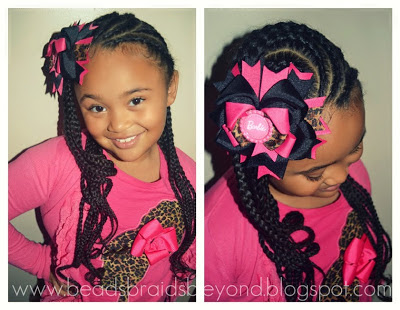 Cute Little Black Girl Hairstyles Braids