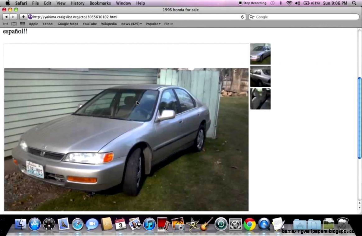 Craigslist Yakima Used Cars By Owner