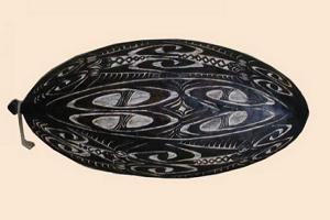 Ohote, Piring Tradisional Suku di Sentani