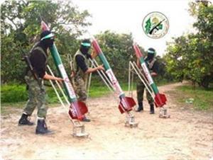 Roket Al-Qassam Tembus Jantung Kota Tel Avis