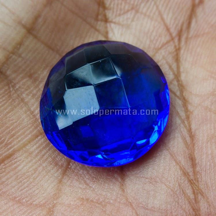 Batu Permata Blue Obsidian - SP525