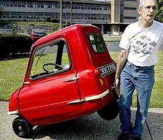 mobil terkecil di dunia