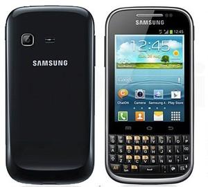 Spesifikasi dan Harga Samsung Galaxy Chat B5330 Hitam
