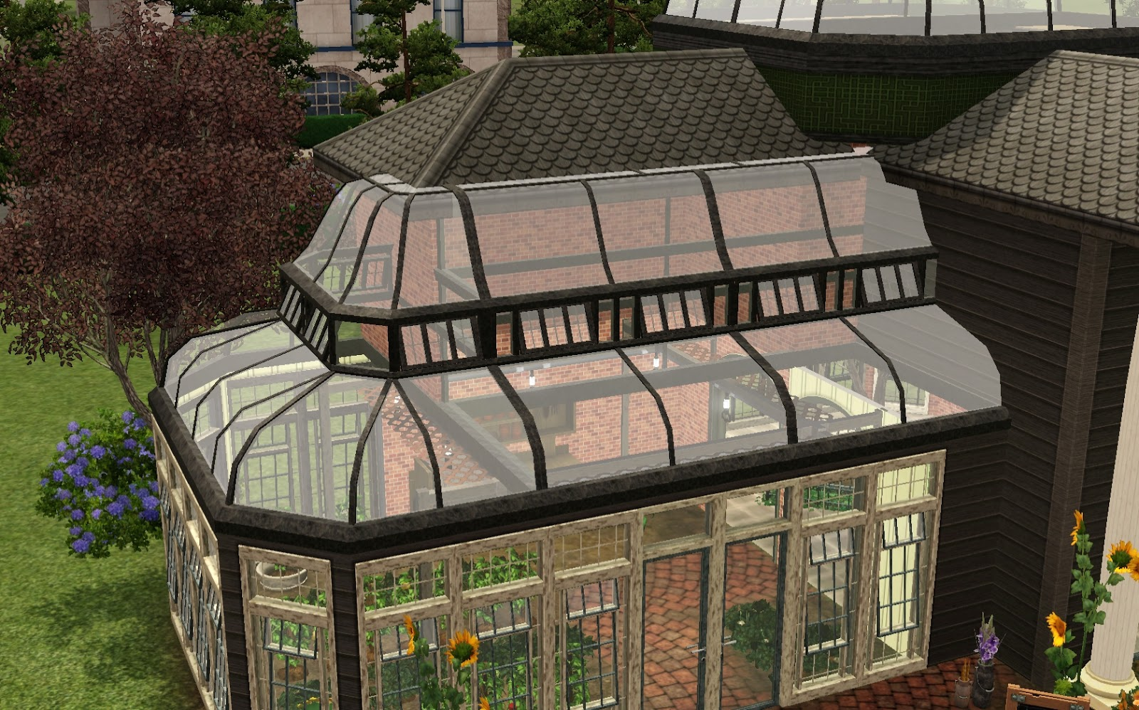 Aznsensei S Sims 3 Store Blog Stones Throw Greenhouse