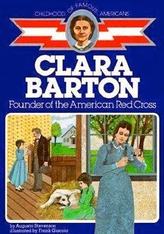 bookcover of Clara Barton: Founder Of The American Red Cross  by Augusta Stevenson