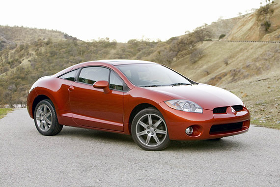 Mitsubishi Eclipse 2006 Service Manual
