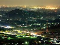 Menikmati Indahnya Malam di Bukit Bintang Yogyakarta