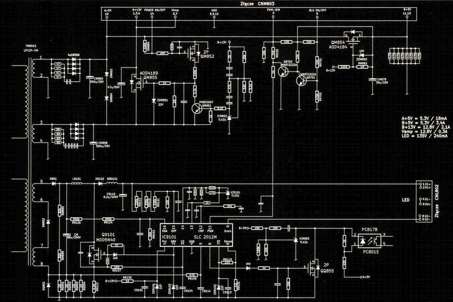 Simple Fm Transmitter Bug additionally Toshiba Le3273 Toshiba Le3973 Led Lcd additionally Electronic schematic additionally Lg Power Supply Eay62810801 Schematic together with Schematic Diagram Of The. on tv circuit schematics