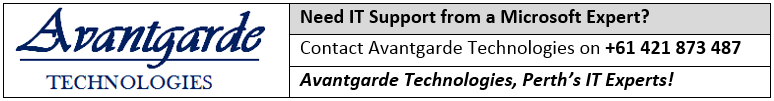 "<a href=""http://www.avantgardetechnologies.com.au"">Avantgarde Technologies</a>"