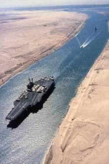 Terusan Suez karya legendaris Umar Bin Khattab