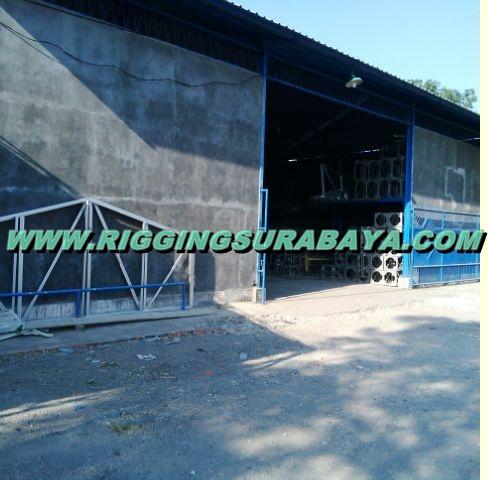 gudang panggung rigging stage surabaya