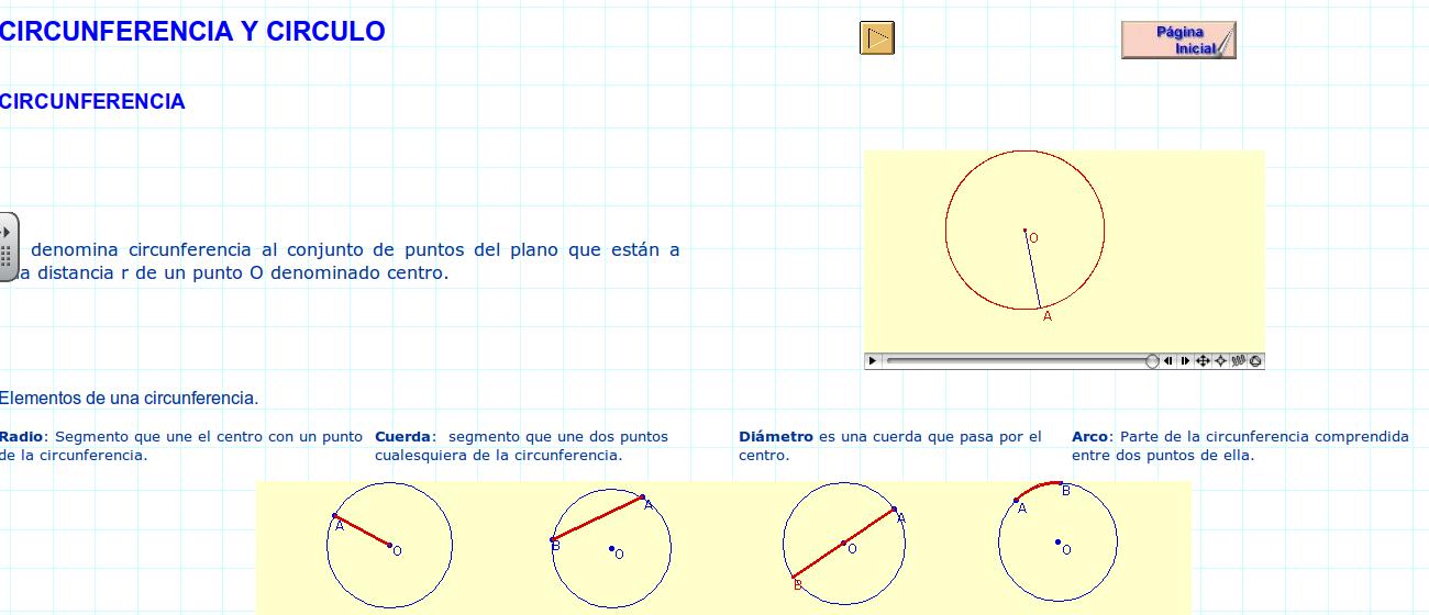 http://roble.pntic.mec.es/jarran2/cabriweb/circunf/circunf.htm