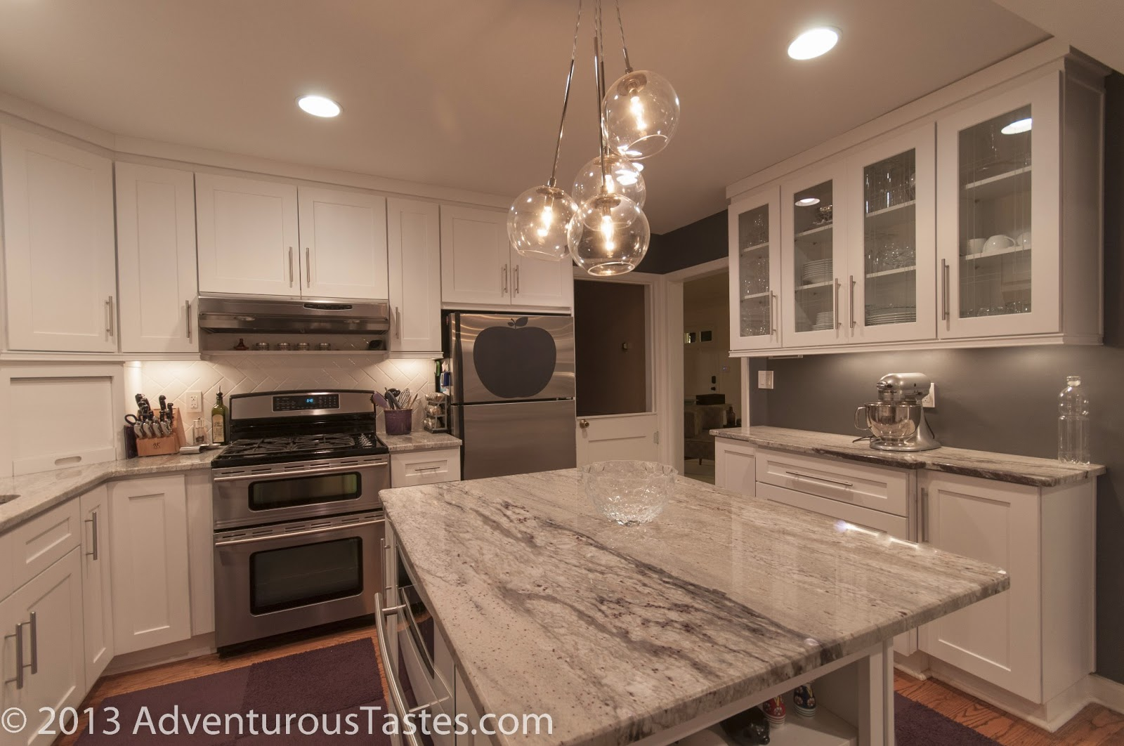 wonderful 30000 Kitchen Remodel #5: Granite was our second biggest expenditure. We used Art Stone, which also  had a local showroom in Smyrna. There we were able to look at actual slabs  and ...