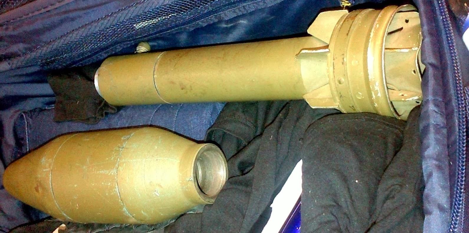 Inert Bazooka Round (ORD)