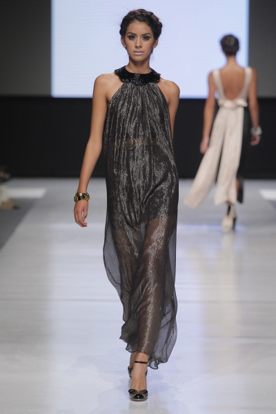 Marylin Saldana @ Lima Fashion Week F/w 2013