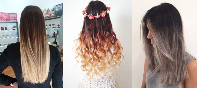Chambre Rose Gold : Koloryzacja włosów : ombre, sombre, bronde, ronze…