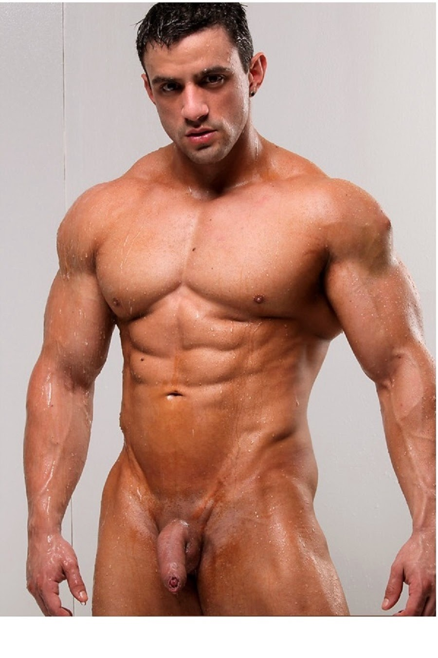 Nude Body Builders Men