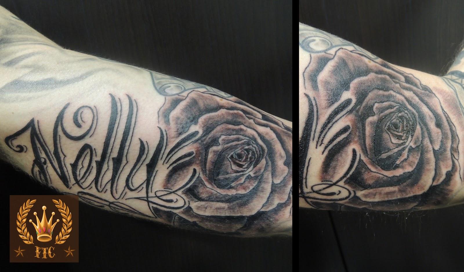 Tatouage Prenom Ecriture Fine - Calligraphie tatouage lettre L K V M calligraphie Flickr