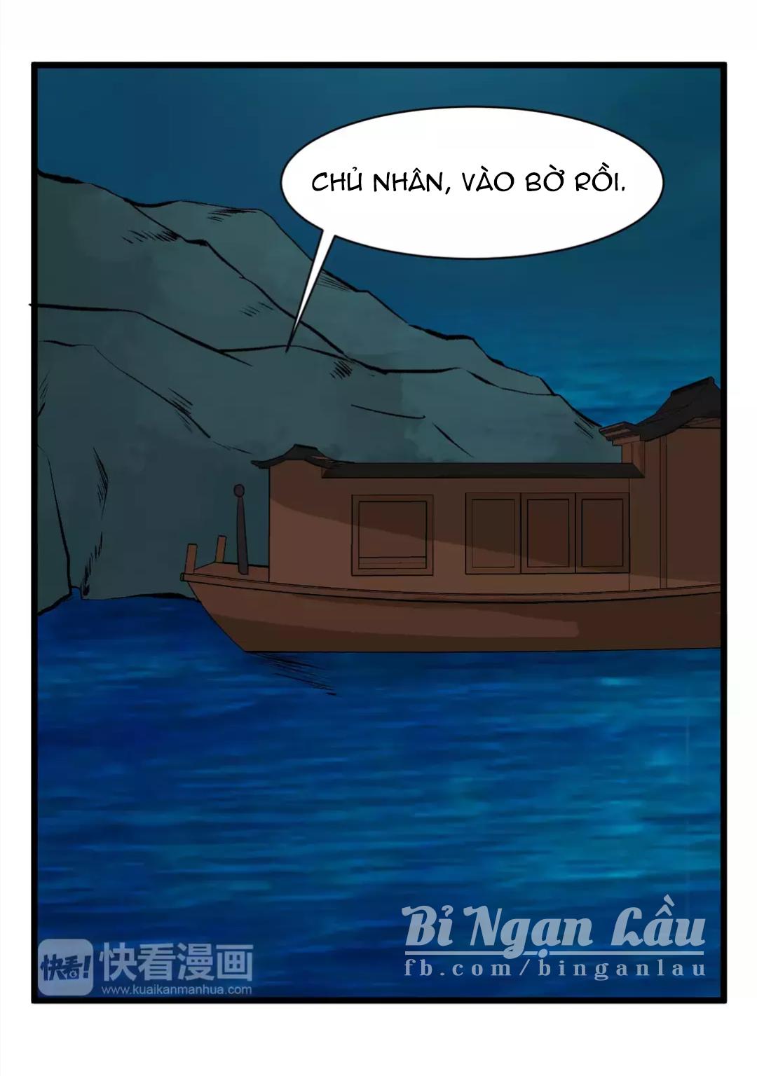 Bồng Sơn Viễn Chap 33