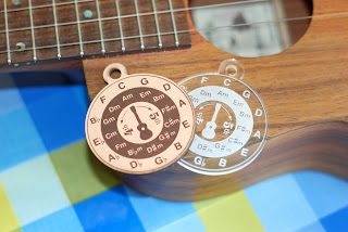 Uke Leash Circle Of Fifths