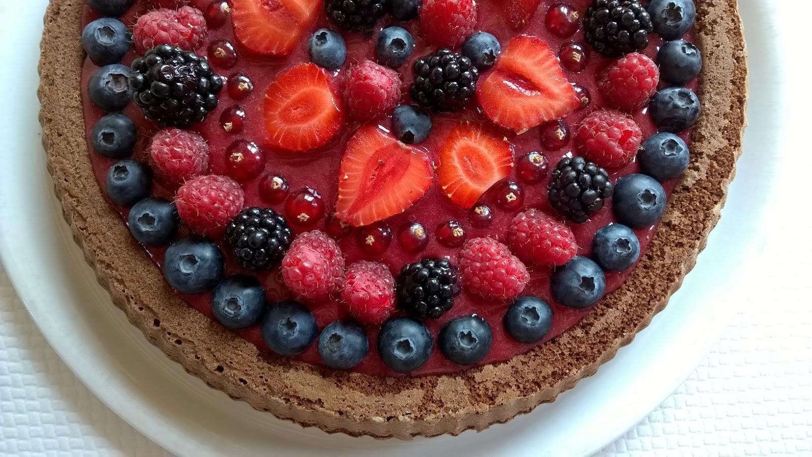 le cupcake quotidien tarte jolie au chocolat. Black Bedroom Furniture Sets. Home Design Ideas