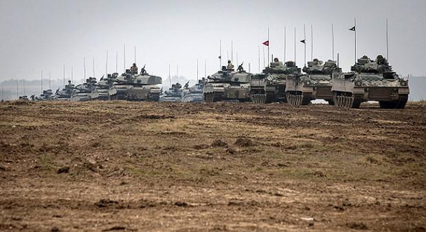 Turki Tantang Rusia Berperang