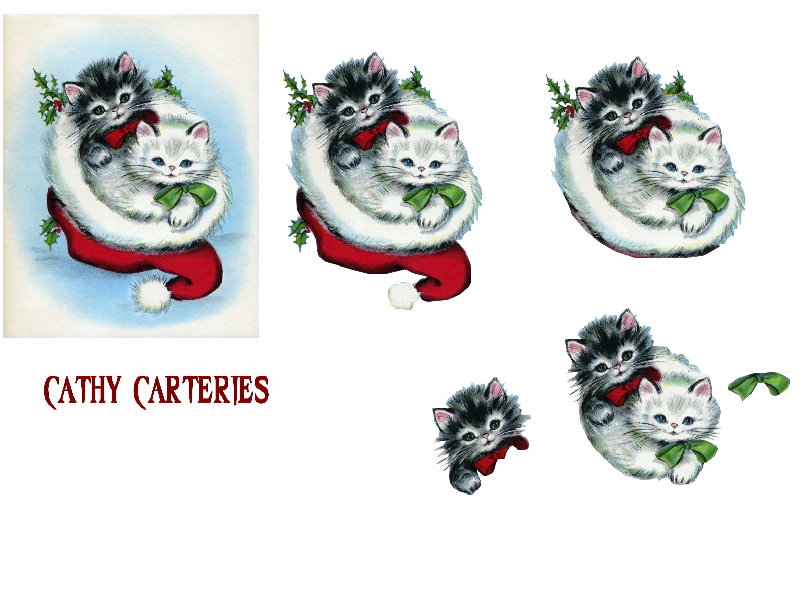 Cathy carteries - Images noel a imprimer ...