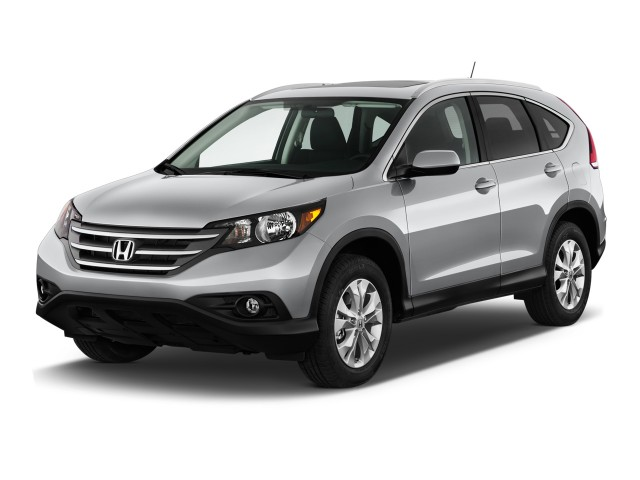 Review and Pictures of Honda CR V   Car Review  Specification and