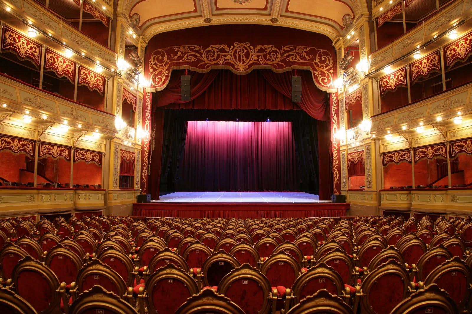Baños Roma Teatro Linea De Sombra:Teatro De Puerto Rico