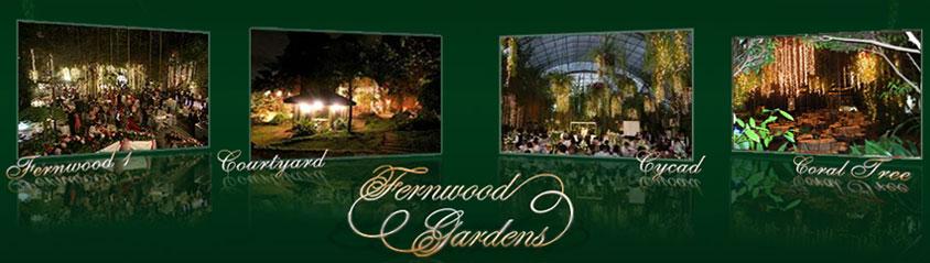 Fernwood Gardens - Garden Wedding Reception in Metro Manila