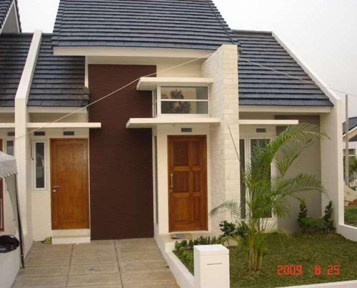 contoh gambar rumah minimalis type 45 rumah minimalis