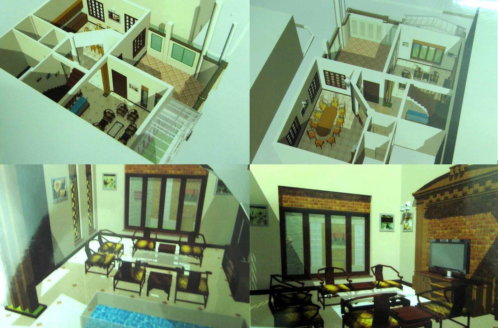 Cải tạo nội thất nhà ở gia đình
