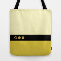 Data - Star Trek: The Next Generation Tote Bags