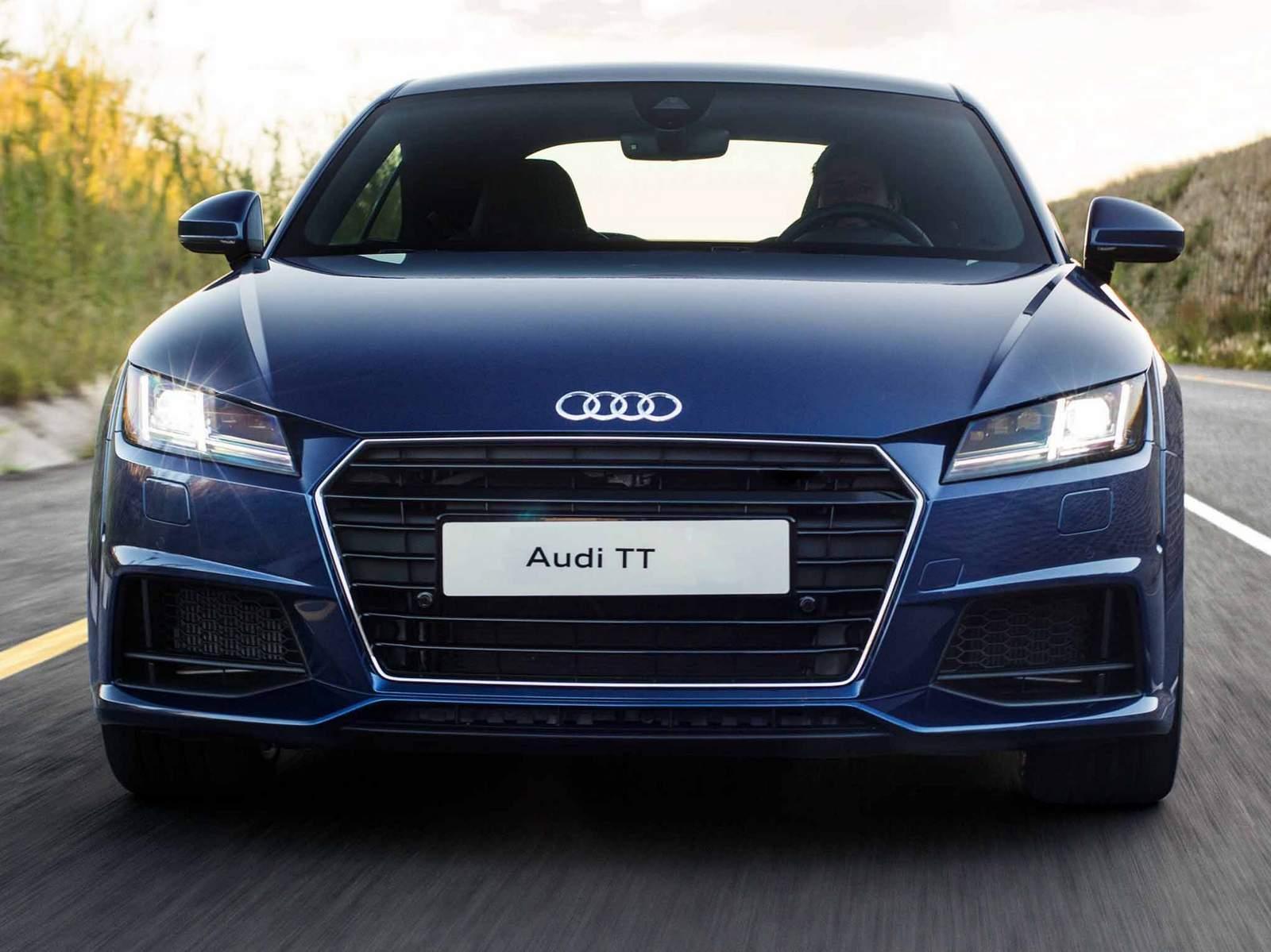Novo Audi TT 2015 - Brasil