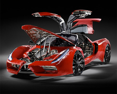 World's Slowest Ferrari