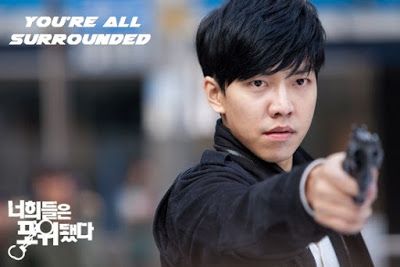 Sinopsis Drama Korea You're All Surrounded Episode 1-Tamat