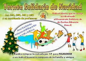 Torneo Solidario de NAVIDAD