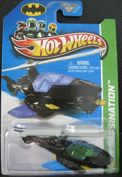 Hot Wheels HW Imagination #64 Batcopter